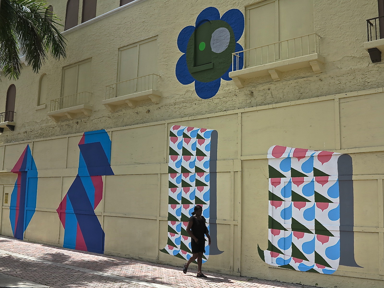 Art in public places for Downtown hollywood mural project