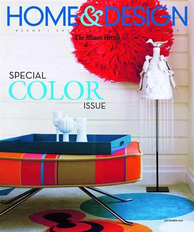 mwsurface design rug on herald cover