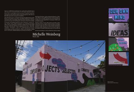 Irreversible magazine, Spring 2009